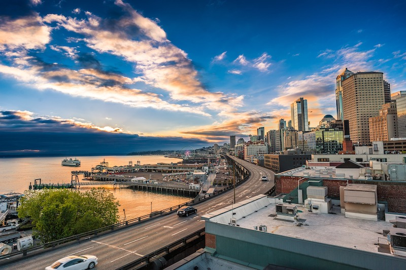 State of washington things to do places, attractions